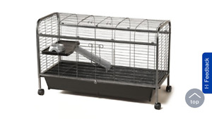 ALL LIVING THINGS rabbit/guinea-pig/ferret cage