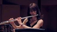 Cours de Flûte traversière, Piano, Kindermusic.