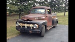 1952  Ford f1 pick up