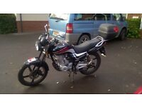 125CC Lexmoto Arrow Motorbike