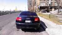 """Videos"" 2004 Audi A8L Sport Package rare interior combination"
