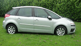 Citroen C4 Picasso 1.6HDi ( 110bhp ) Euro 5 EGS VTR+ AUTOMATIC - ONE OWNER - FSH