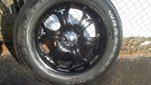 after market rims and tires for f150 6 bolt