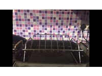 Cooking tray and rack