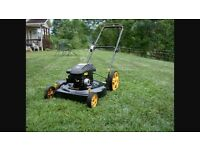 Briggs and Stratton self propelled