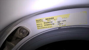 washing machine parts SAMSUNG