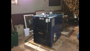 hot water furnace