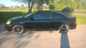 2001 honda civic si 5 speed mint $$$$