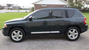 2007 Jeep Mint conditon.  Full loder Limited