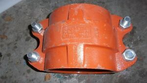 Gruvlok couplings for plastic pipe Yellowknife Northwest Territories image 2