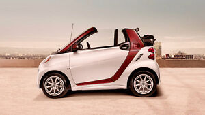 Smart Fortwo (Electric Drive) Passion Cabriolet 2015