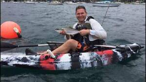 Fishing kayak sale only $360.00 West Gosford Gosford Area Preview