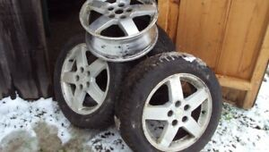 4 cobalt 5 bolt rims