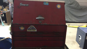 Older SnapOn toolbox