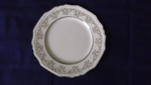 ASSIETTE DE COLLECTION ALFRED MEAKIN