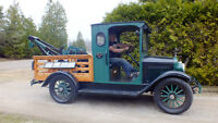 1927 Chev Tow Truck