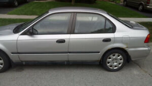 1999 Honda Civic LX $1000 obo original owner