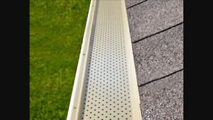 Professional eavestrough cleaning and leaf guard installer.  Kingston Kingston Area image 3