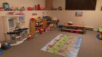 Full Time Childcare Space Available September 2016.