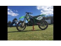 Kx 125 1992 rebuild from ground up