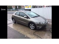 2006 55reg Honda Civic 1.8 Petrol Grey 5 Door