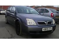 Vauxhall Vectra 1.8i 16v Life ESTATE - 2005 05-REG - 6 MONTHS MOT