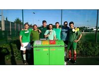 Fancy some 6 aside football Monday nights ?