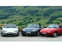 MAZDA MX5 mx-5 EUNOS roadster*WANTED*