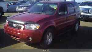 2007 Ford Escape AWD Command Start