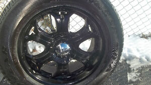 ford f150 after market rims and tires 6 bolt