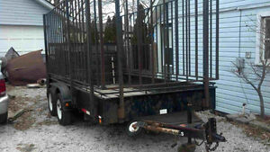 TRAILER FOR SALE   14 X 7
