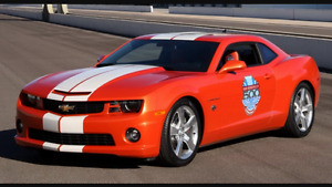 """""""RARE"""" 2010 Chev Camaro Indy Pace Car (1 of 6)"""