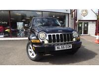Jeep Cherokee 3.7 ( 201bhp ) 4X4 Auto Limited Glasgow Scotland
