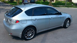 2011 Subaru Impreza 5 door Hatchback