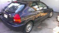 1998 Honda Civic - needs some work but runs well still!