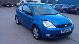 Ford Fiesta 1.4 Ltd Edn Flame 3 door - 2004 04-REG - FULL 12 MONTHS MOT
