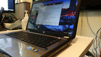 "Hp 15.6"" LED G6 Laptop Intel i3"