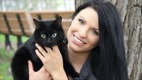 Auberge P'tit-Chat: Visite à domicile pour chat & petits animaux