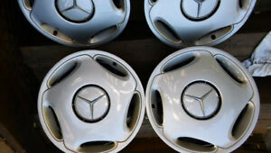 Mercedes Factory Rims & Covers