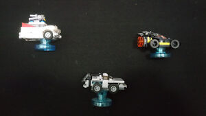 Lego Dimensions with 21 charaters / vehicles