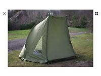 FISHING tent camping