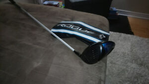 Callaway Sub Zero Driver Left 9 Degree. X Stiff  Shaft