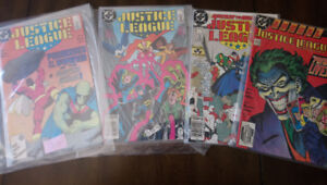 Comic Books: Justice league thirty (modern) issues for $100 OBO!