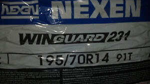 Brand New - Winter Tires Nexen WinGaurd 231 Regina Regina Area image 1