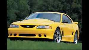 1995 SUPER CHARGED KENNE BELL SALEEN MUSTANG