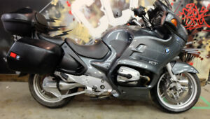 2004 BMW R1150 RT. Everyone's approved. $199 per month.