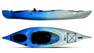 Riot Quest 10ft Blue Kayak
