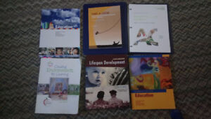 Early childhood Education Algonquin online course books