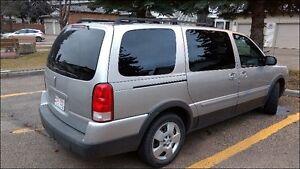 2008 Pontiac Montana w/1SB Minivan, Van Edmonton Edmonton Area image 4