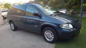 2007 Chrysler Grand Voyager Signiture Series Limited Wagon Wyee Point Lake Macquarie Area Preview